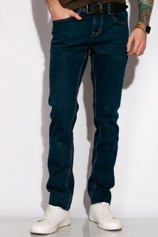 Джинси чоловічі класичні 148P1709007 (Темно-синій) T&M 34 Розмір колір Темно-синій