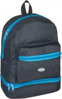 Рюкзак дошкільний Cool For School Classic Dark Gray 308 30 х 25 х 11 см 8.25 л (CF86085) (4044572860859)