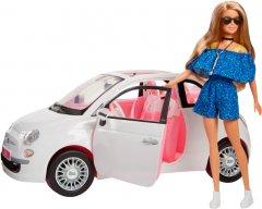 Игровой набор с куклой Barbie Фиат (0887961665321) (FVR07)