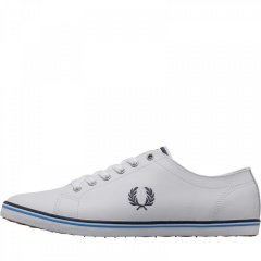 Кеди Fred Perry Kingston Leather White, 41 (10290242)