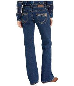 Джинси Rock and Roll Cowgirl Riding Bootcut Jeans in Dark Wash W7-1011 Dark Wash, 29W 32L (10680564)