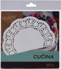 Салфетки ажурные под торт La Cucina 20 шт (C16500000)