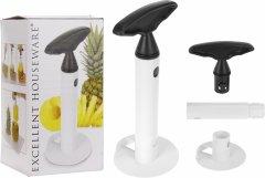Приспособление для чистки и нарезки ананаса Excellent Houseware 9x24 см (CY5000800)