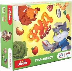 Настольная игра Ludum Фуд-квест украинский язык (LG2047-61)
