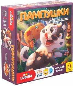 Игровой набор Ludum Пампушки от бабушки русский язык (игра, рассказ, аудиосказка) (LD1046-01)