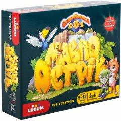 Настольная игра Ludum Остров обезьян украинский язык (LS3047-51)