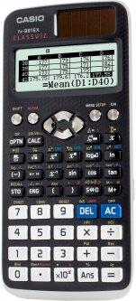 Калькулятор Casio 15 разрядный 77х165.5х11.1 (FX-991EX-S-ET-V)