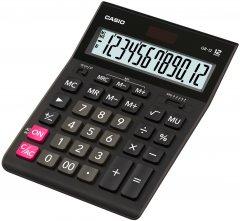 Калькулятор Casio 12 разрядный 155х209х34.5 Черный (GR-12-W-EP)