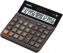 Калькулятор Casio 16 разрядный 151х159х29 (DH-16-BK-S-EР)