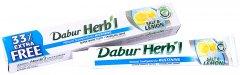 Зубная паста Dabur Herb'l Отбеливающая cоль и лимон 60 г + 20 г (6291069701807)