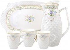 Чайный набор Lefard 943 Эмили на подносе из 8 предметов (943-134)