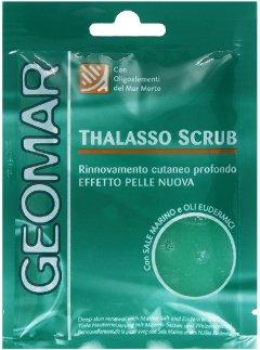 Скраб для тела Geomar Body Thalasso с эффектом глубокого обновления кожи 85 г (8003510016563)