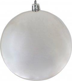 Елочный шар Новогодько (YES! Fun) 10 см Серая (973209)