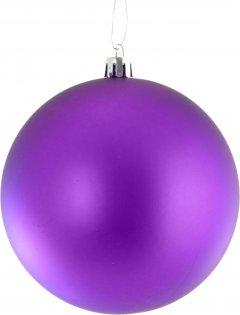 Елочный шар Новогодько (YES! Fun) 10 см Фиолетовый (973205)