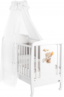 Балдахин для кроваток CAM Белый (G290) (8005549050426)