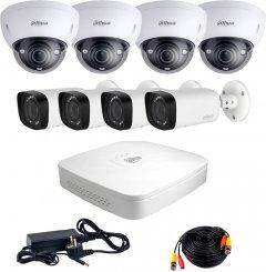 Комплект видеонаблюдения Dahua HDCVI-44WD PRO KIT