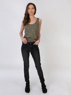 Жіночі джинси ESMARA 38 темно сірий F01-230059