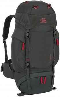 Рюкзак Highlander Rambler 44 л Black (927907)