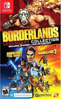 Игра Borderlands Legendary Collection для Nintendo Switch (картридж, Russian version)