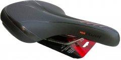 Седло Velo City VL-6395 264x201 мм Black (41279)