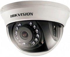 Проводная купольная камера Hikvision Turbo HD DS-2CE56D0T-IRMMF (3.6 мм)