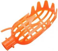 Инструмент Supretto для сбора ягод и фруктов Оранжевый (5718-0001)