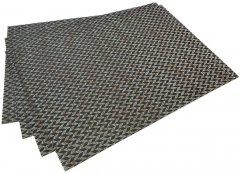 Набор сервировочных ковриков Fissman 45х30 см 4 шт (0646)