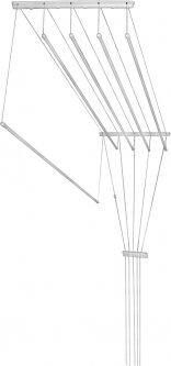 Сушилка потолочная для белья SNB 5 верёвок 2 м (92121snb)