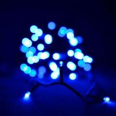 Светодиодная гирлянда VENOM 100LED Синяя (LS-LED-100LED-BC-B)
