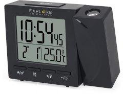 Проекционные часы Explore Scientific Projection RC Alarm Black (RDP1001CM3LC2)