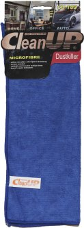 Салфетка из микрофибры универсальная CleanUP 30x40см CU-103 1 шт в уп. 5 комплектов (km79575)