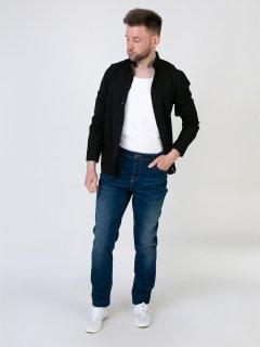 Чоловічі джинси LIVERGY 54 синій F01-230142