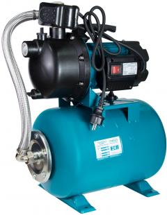 Насосная станция Aquatica&Leo 1.2 кВт Hmax 48 м Qmax 80 л/мин 24 л (775309/24)