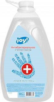 Мыло жидкое Joy! Антибактериальное 4 кг (4820020268664)