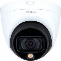 HDCVI видеокамера Dahua с подсветкой HAC-TB21FP (2.8 мм)