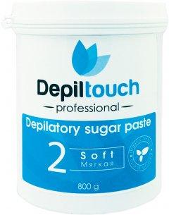 Сахарная паста для депиляции Depiltouch Professional мягкая 800 г (4630010605641)
