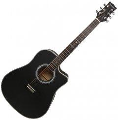 Гитара акустическая Parksons JB4111C Black (JB4111c-blk)
