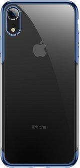 Панель Baseus Glitter для Apple iPhone Xr Blue (WIAPIPH61-DW03)