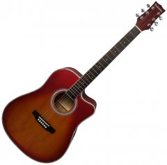 Гитара акустическая Parksons JB4111C Sunburst (JB4111c-sb)
