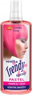 Красящий спрей Venita Trendy Spray 30 Розовая конфетка 200 мл (5902101518772)