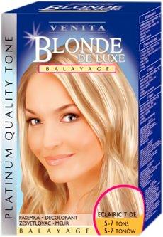Осветлитель для волос Venita Blonde De Luxe Balayage 100 мл (5902101514224)