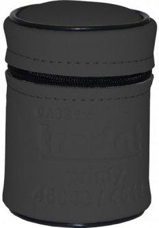 Футляр Trodat для круглой оснастки 4642 маленький черный (Ф/4642/м чор) (4820064370071)