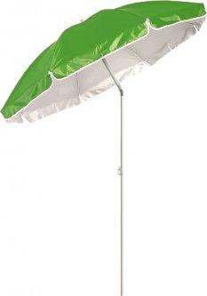 Пляжный зонт с наклоном 2.0 Umbrella Anti-UV Салатовый (2000992399951)
