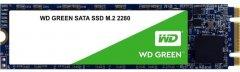 Western Digital Green 480GB M.2 2280 SATAIII 3D NAND TLC (WDS480G2G0B)