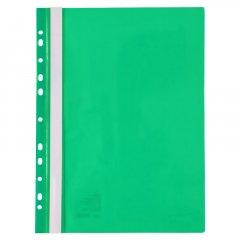 Набор скоросшивателей с перфорацией Axent А4 зеленый 20 шт (1318-25-a)