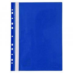 Набор скоросшивателей с перфорацией Axent А4 синий 20 шт (1318-02-a)