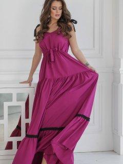 Сарафан New Fashion 350 46 Фуксия (2000000469829)