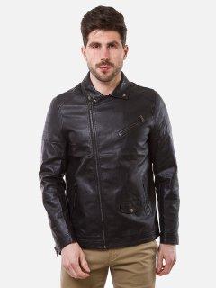 Куртка из искусственной кожи Remix 7869 4XL Черная (2950006503792)