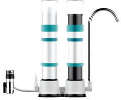 Фильтр двойной очистки воды MINDO AQUA BL-U2WB