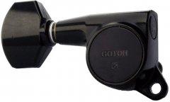 Колки Gotoh SG381-07 R (1 шт.) Black (SG381-07R/WS02 B)